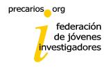 Logo de la FJI Precarios